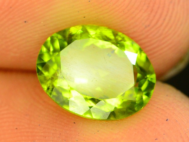 2.15 Ct Untreated Green Peridot