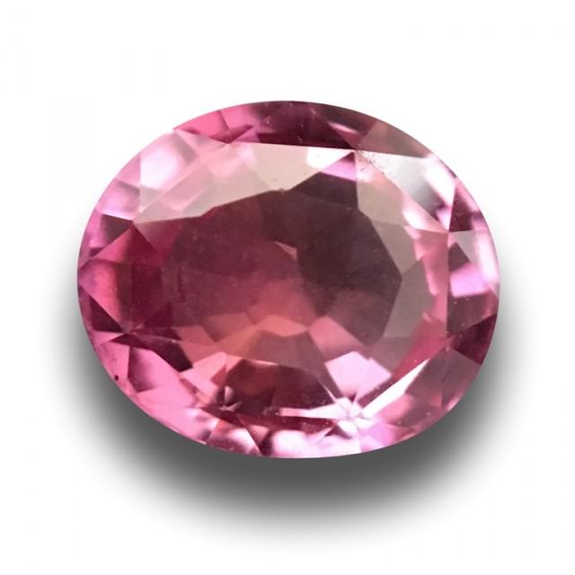 1.02 Carats | Natural  Pink Orange Sapphire | Loose Gemstone | Sri Lanka  -