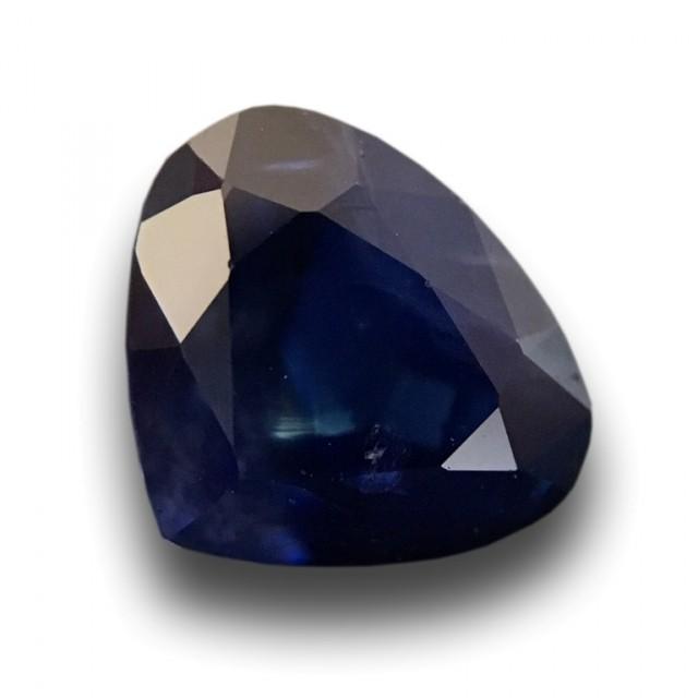 1.49 CTS   Natural Blue sapphire  Loose Gemstone New  Sri Lanka