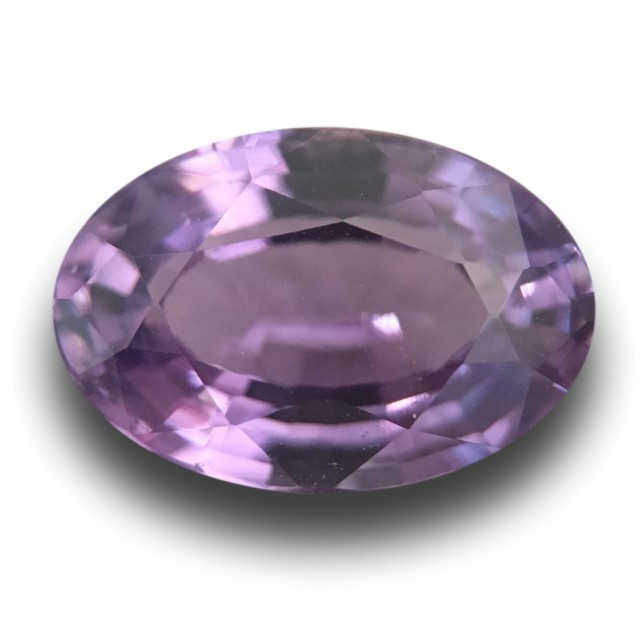 1.64 Carats Natural Unheated purple sapphire |New Certified| Sri Lanka