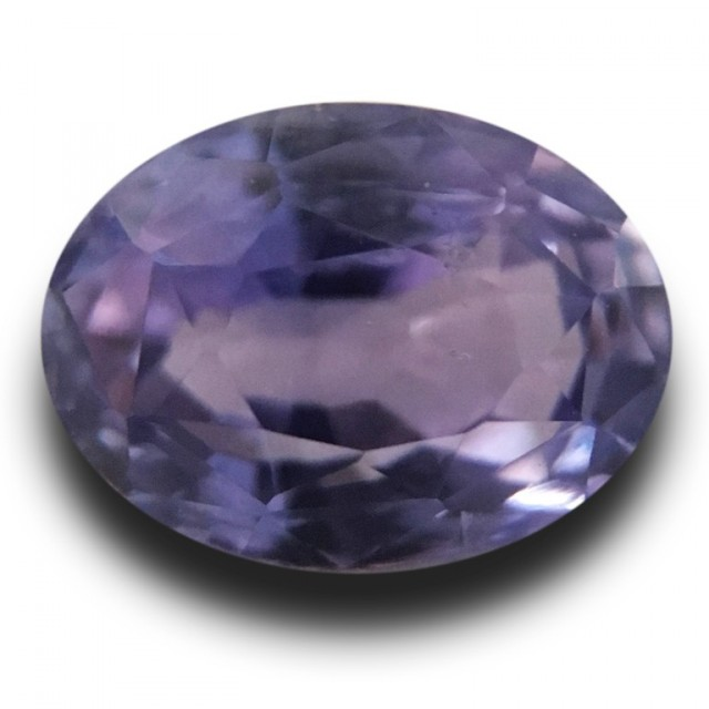 1.74 Carats | Natural purple sapphire |Loose Gemstone|New| Sri Lanka