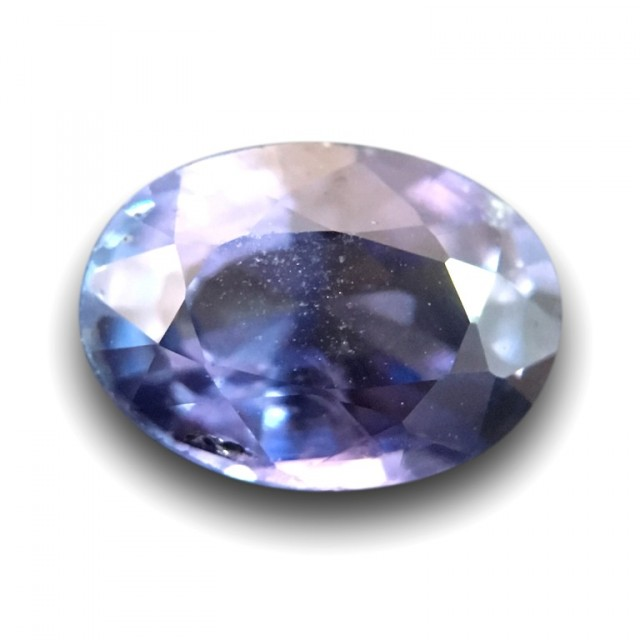 1.02 CTS | Natural Violet sapphire |Loose Gemstone|New| Sri Lanka