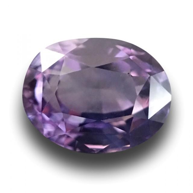 1.15 CTS | Natural Purple Sapphire |Loose Gemstone|New| Sri Lanka