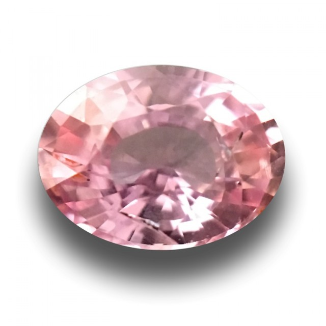 0.96 Carats | Natural Pink  Sapphire | Loose Gemstone | Sri Lanka  - New