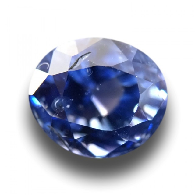 1.26 CTS | Natural Blue sapphire |Loose Gemstone|New| Sri Lanka