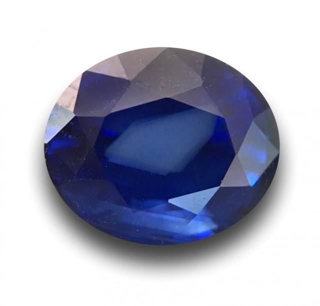 1.54 CTS | Natural Blue sapphire |Loose Gemstone|New| Sri Lanka