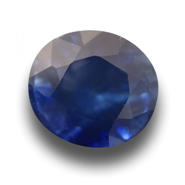 1.27 CTS | Natural Blue sapphire |Loose Gemstone|New| Sri Lanka