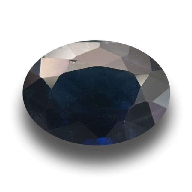 1.02 CTS Natural Blue sapphire |Loose Gemstone|New Certified| Sri Lanka