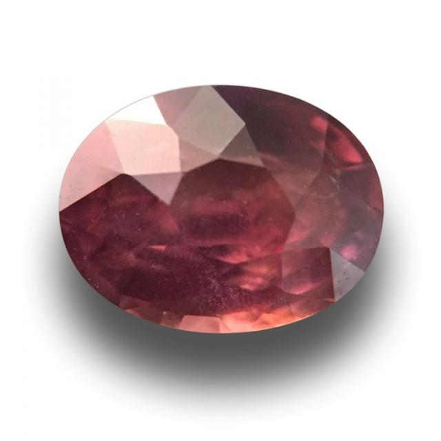 1.09 CTS|Natural Unheated Brown Sapphire |Loose Gemstone|Sri Lanka - New