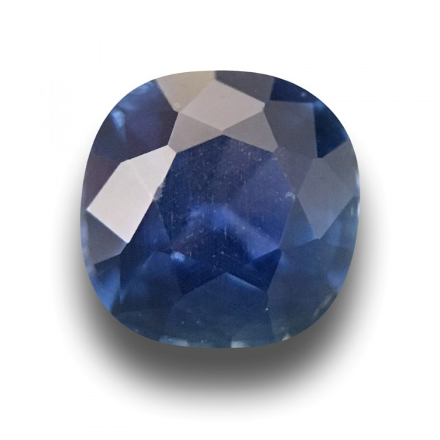 0.83 CTS | Natural Blue Sapphire |Loose Gemstone|New| Sri Lanka