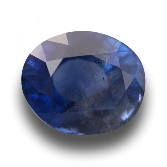 0.79 CTS | Natural Blue Sapphire |Loose Gemstone|New| Sri Lanka