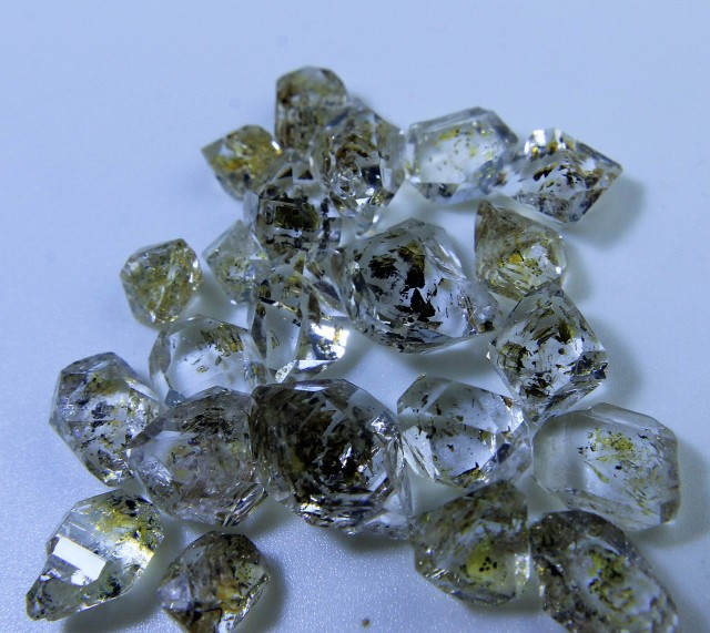 quartz diamonds herkimer crystals arizona diamond arizonadiamonds