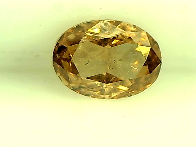0.27ct Fancy brown Orange Diamond, 100% Natural Untreated