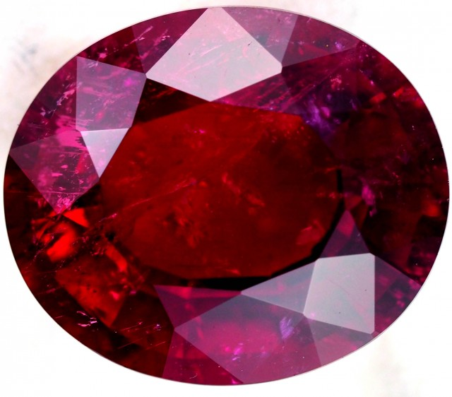 9.15 CTS CERTIFIED TOP RUBELITE FROM 'CRUZEIRO MINE' [STS577] SH