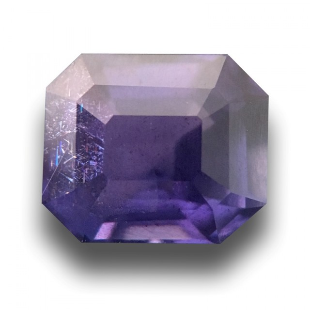 1.02 Carats  Natural Unheated  Blue Sapphire  Loose Gemstone  Sri Lanka