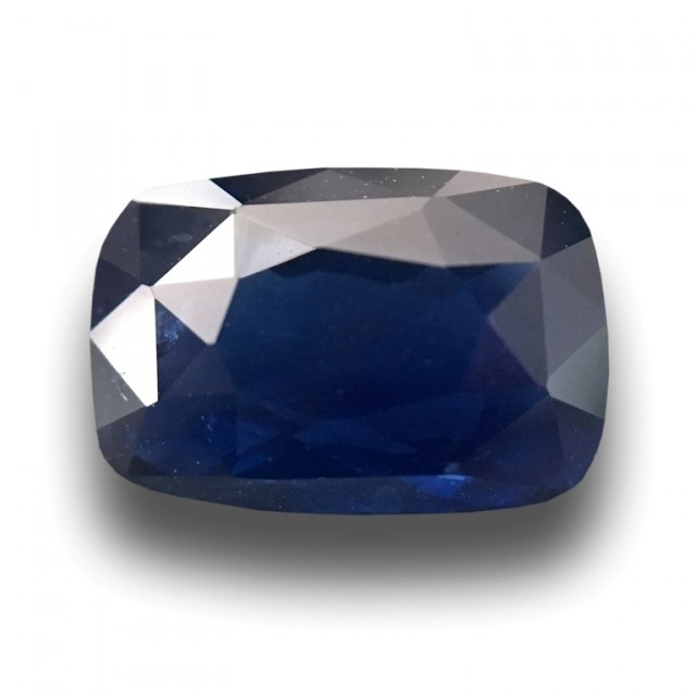 1.85 CTS | Natural Blue Sapphire |Certified | Loose Gemstone | Sri Lanka -