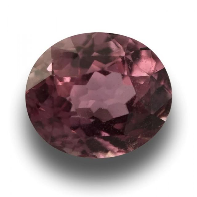 0.92 CTS | Natural Pink Sapphire |Certified | Loose Gemstone | Sri Lanka -