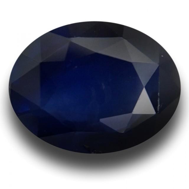 1.80 Carats | Natural Blue Sapphire | Loose Gemstone | New | Sri Lanka