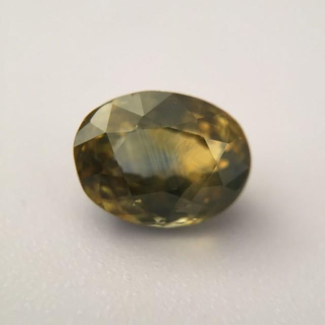 1.96 Carats | Natural Green sapphire |Loose Gemstone|New| Sri Lanka