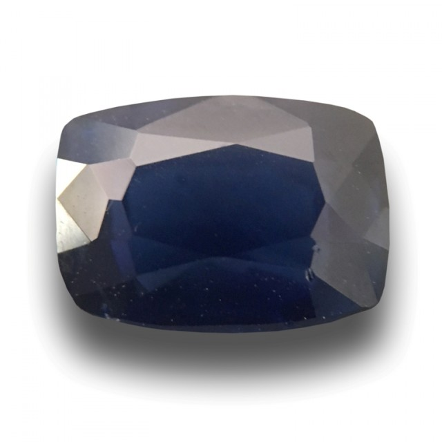 1.76 CTS | Natural Blue Sapphire |Certified | Loose Gemstone | Sri Lanka -