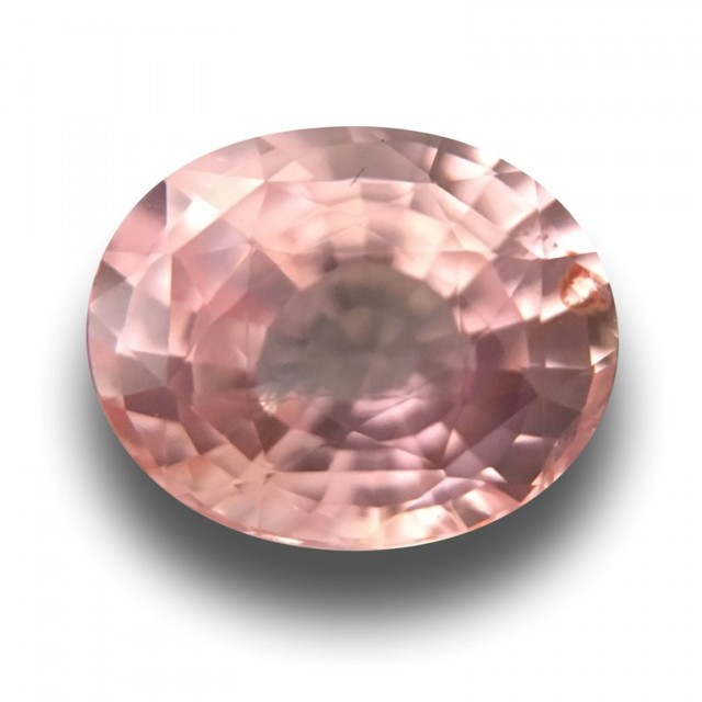 1.57 CTS | Natural Pink Sapphire | Loose Gemstone | Sri Lanka Ceylon - New
