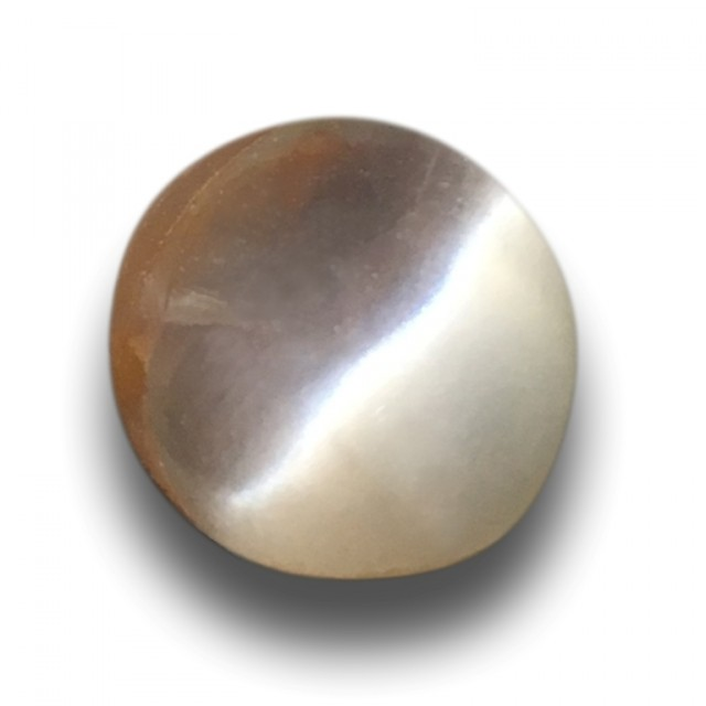 0.46 CTS Natural brown green chrysoberyl |Loose Gemstone|Certified| Sri Lan