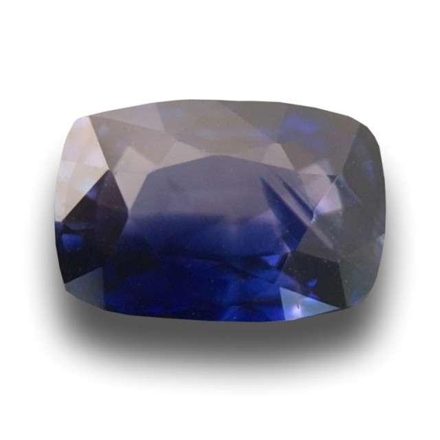 1.12 CTS Natural Blue sapphire |Loose Gemstone|New Certified| Sri Lanka