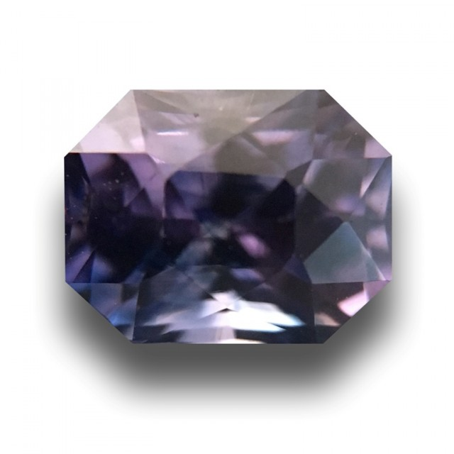 1.07 Carats| Natural violet sapphire |Loose Gemstone|New | Sri Lanka