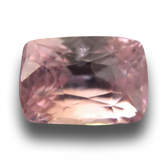 4.53 Carats   Natural Unheated Pink Sapphire   Loose Gemstone   Sri Lanka -