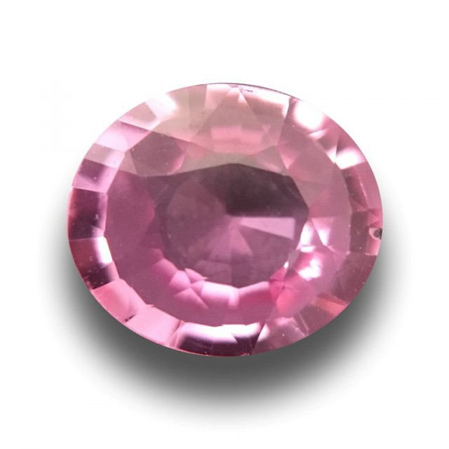 1.02 CTS | Natural Pink sapphire |Loose Gemstone|New| Sri Lanka