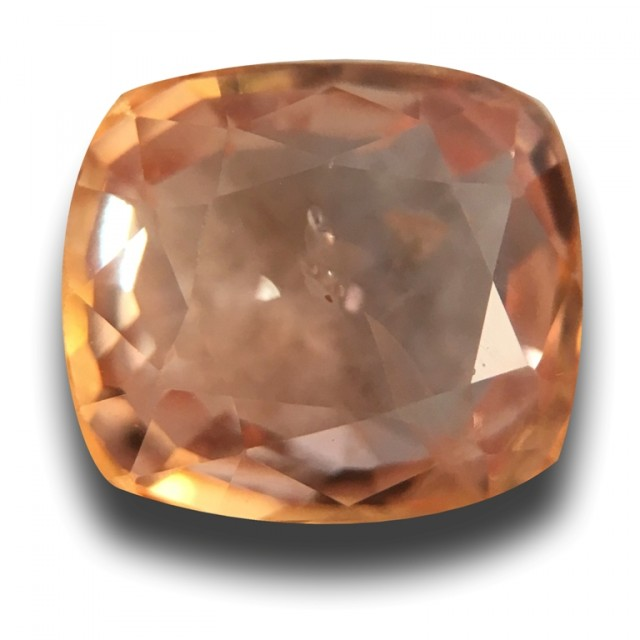1.96 CTS | Natural Pinkish Orange  padparadscha |New Certified| Sri Lanka