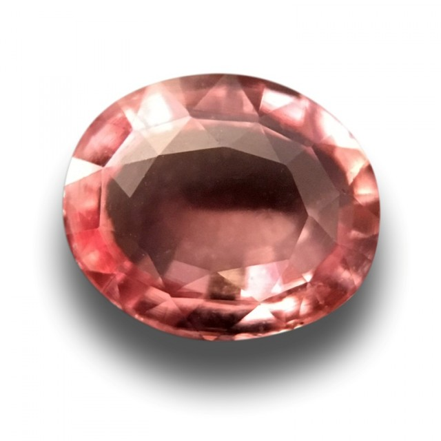 0.85 CTS | Natural Pinkish Orange padparadscha |Loose Gemstone|New| Sri Lan