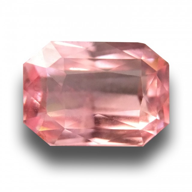 0.82  Carats | Natural  padparadscha |Loose Gemstone|New| Sri Lanka