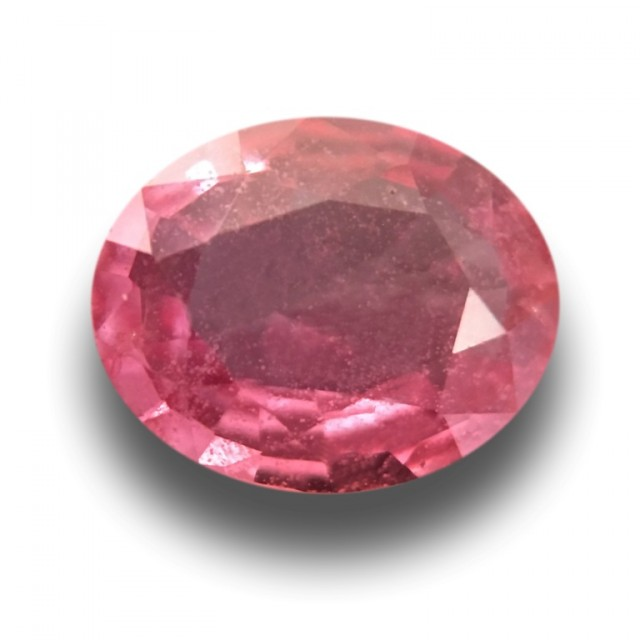 0.95 CTS | Natural Padparadscha | Loose Gemstone | Sri Lanka Ceylon - New