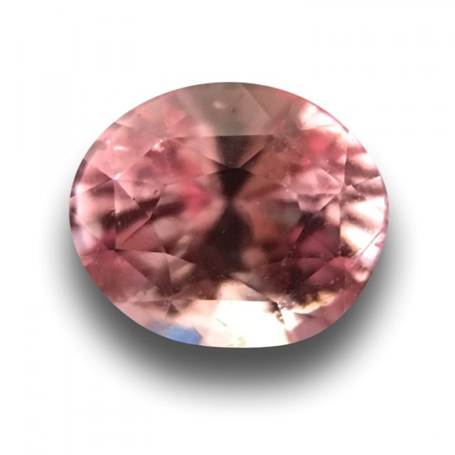 0.61 CTS | Natural Padparadscha |Certified | Loose Gemstone | Sri Lanka - N