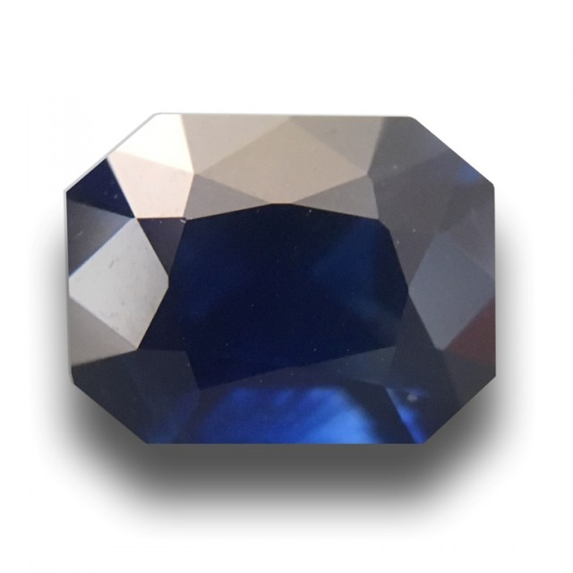 2.28 Carats | Natural Blue Sapphire | Loose Gemstone | Sri Lanka - New