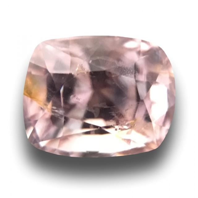 0.78 Carats | Natural Unheated Orangish Pink Sapphire | Loose Gemstone | Sr