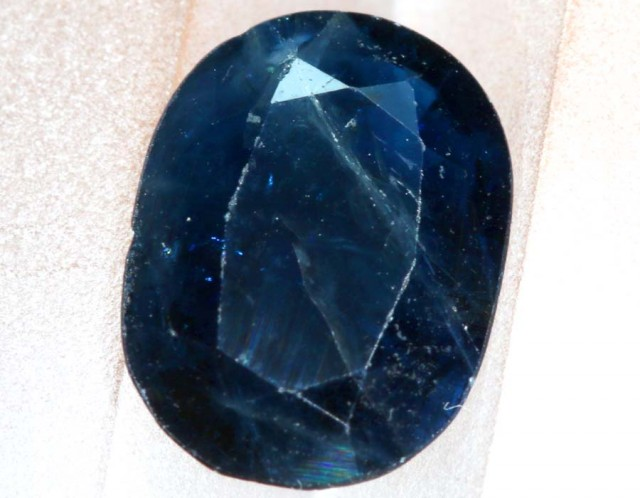 2.85CTS AUSTRALIAN SAPPHIRE FACETED PG-2087