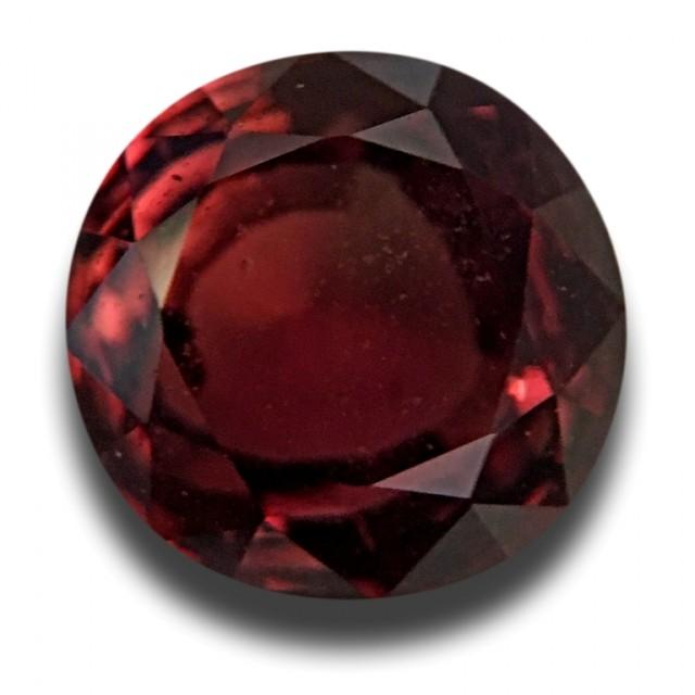 2.12 CTS | Natural Orange Brown sapphire |Loose Gemstone|New| Sri Lanka
