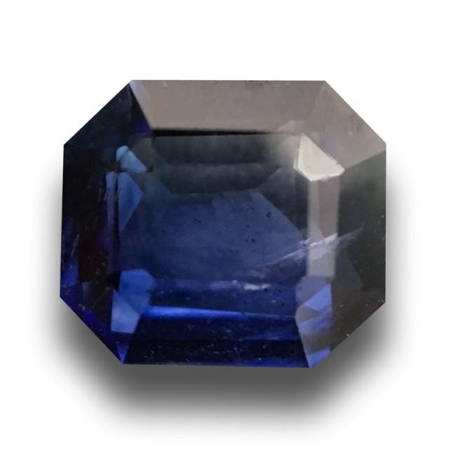 0.62 Carats Natural Unheated Blue Sapphire Loose Gemstone New Sri Lanka