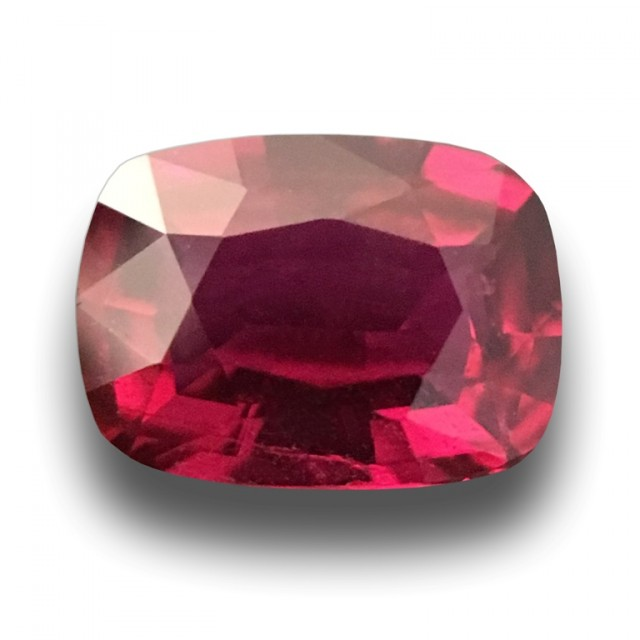 0.58 CTS | Natural Unheated RUBY | Loose Gemstone | Sri Lanka - New