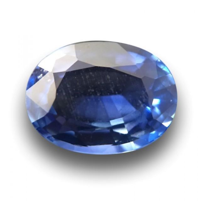 1.20 CTS   Natural Blue Sapphire   Loose Gemstone   Sri Lanka Ceylon - New