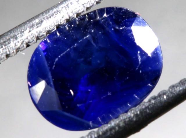 1.75CTS AUSTRALIAN DARK BLUE SAPPHIRE FACETED PG-2103