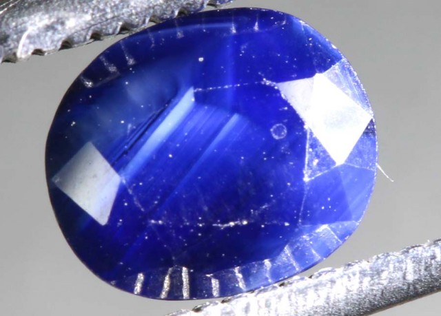 1.40CTS AUSTRALIAN DARK BLUE SAPPHIRE FACETED PG-2104