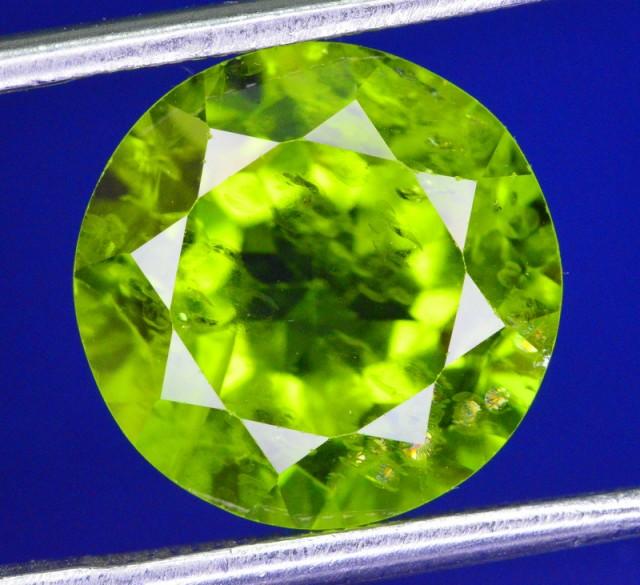 6 70 ct beautiful peridot gemstone