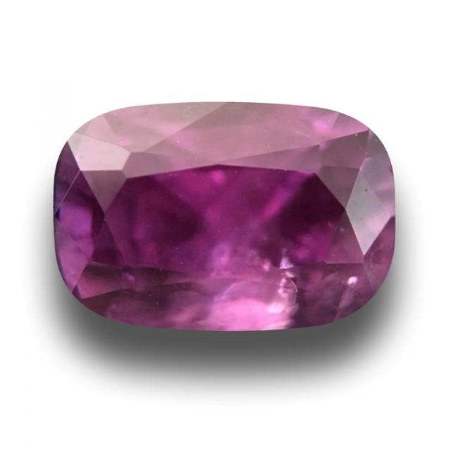 Natural Pink Sapphire |Certified | Loose Gemstone | Sri Lanka