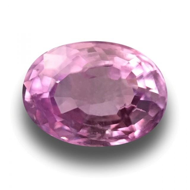 Natural Purple Sapphire |Certified | Loose Gemstone | - New