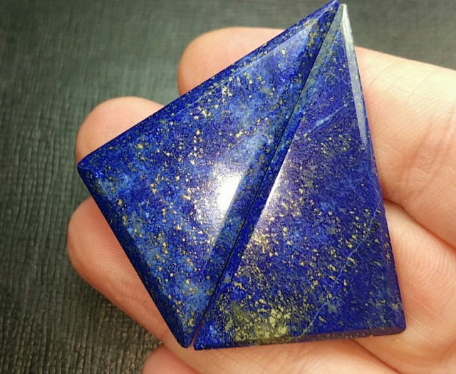 lapis lazuli pair