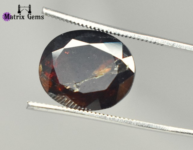 Collectors Choice!! 7.60 cts Rare TRIPLITE Gemstone from Pakistan