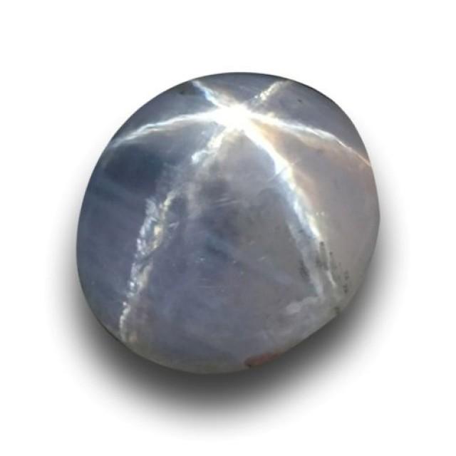 Natural Unheated light Blue star Sapphire  Sri Lanka-New